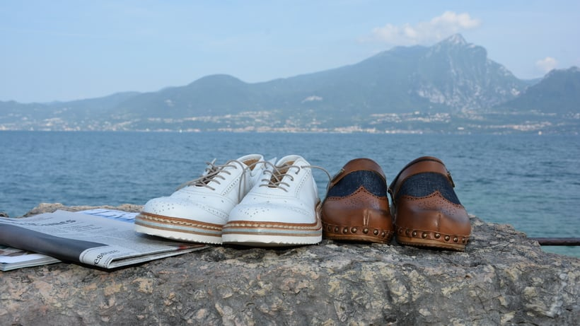 Summer, sun, Veneziano and a little bit of Alpine lifestyle
