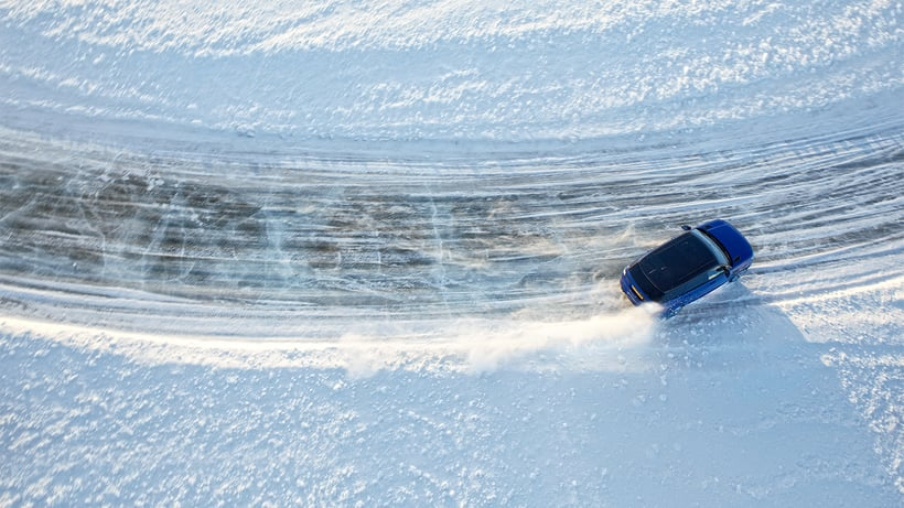 About drifting and powersliding! Welcome to the Ice Academy!