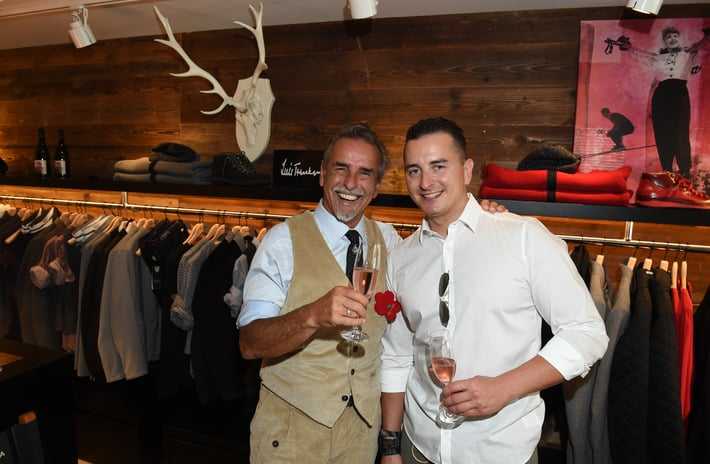 Andreas Gabalier comes to LUIS in the Gamsstadt!