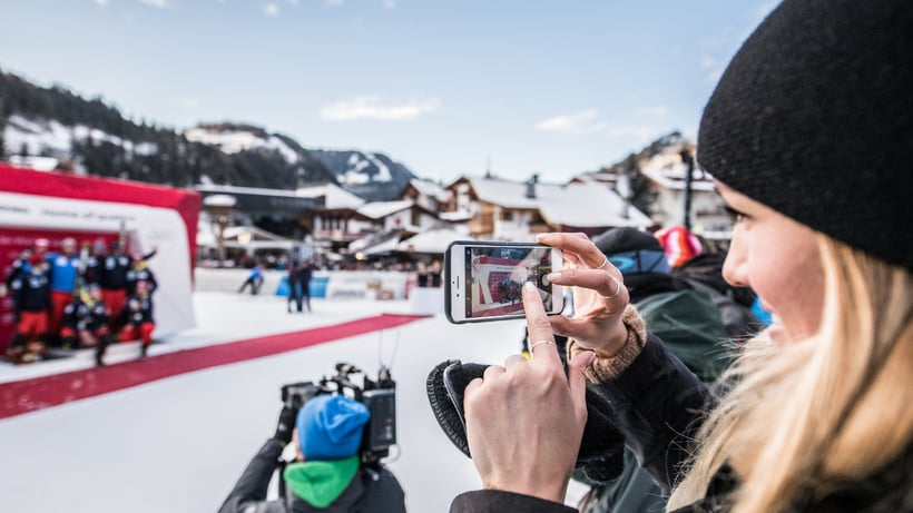 Vi portiamo in pista: Venite a fare parte dell'Audi FIS Ski World Cup in Val Gardena!