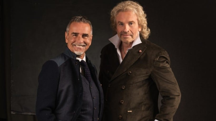 Thomas Gottschalk and his passion for our fashion